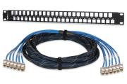HD-Series Patch Panel and Trunk Cable